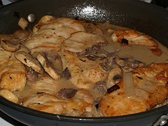 Chickenmarsala