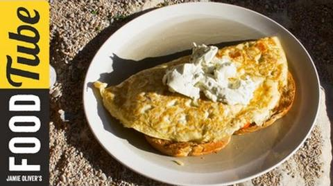 How to Make the Chorizo Omelet