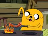 Bacon Pancakes (Adventure Time)