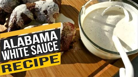 Alabama White Sauce Recipe