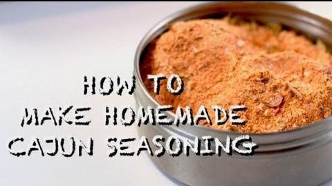 How to Make Homemade Cajun Spice