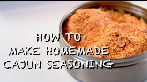 How to Make Homemade Cajun Spice