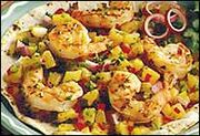 Tortilla Shrimp Grill