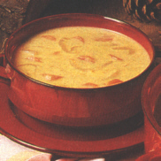 Bonfire Warmer Soup
