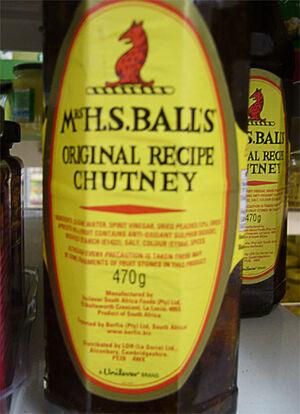Mrs balls