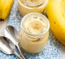 Banana-Coconut Pudding
