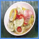 Cocumber salad