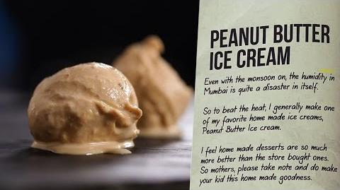 How to Make the Peanut Butter Ice Cream