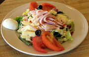 French Cabbage Salad
