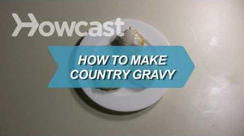 Country Gravy