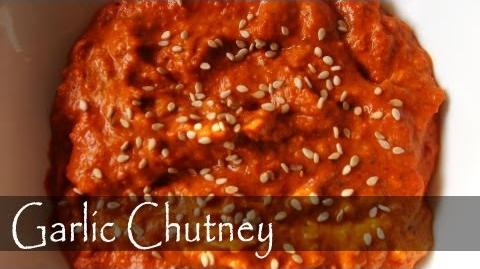 How to Prepare Garlic Chutney