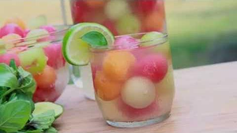 How to Make the Melon Fizzy