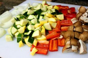 Chopped-veggies