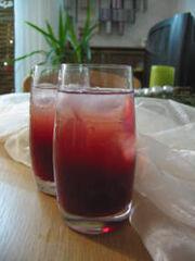 Cocktail wodka sling