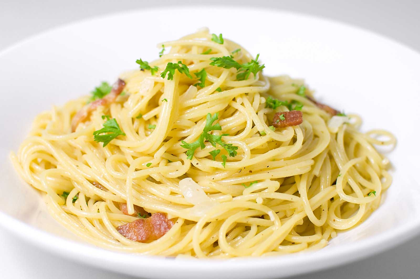 Pasta Carbonara Recipes Wiki Fandom Powered By Wikia