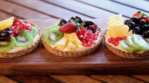 How to Make the Fresh Fruit Tart