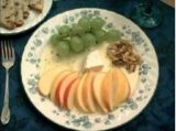 Camembert Fondue with Truffle Essence