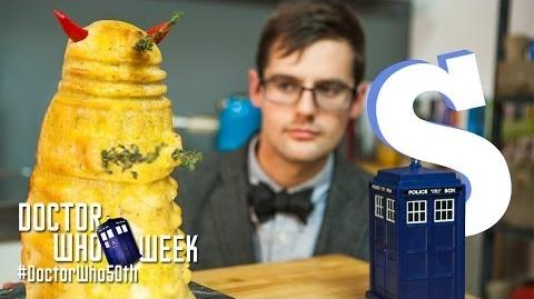 Dalek Bread - Doctor Who 50 Years