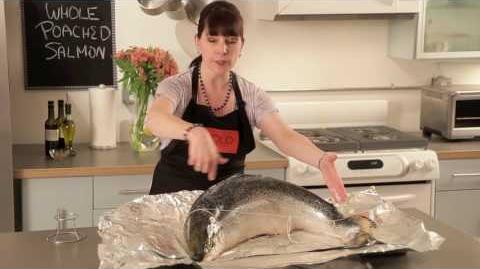 How to Make the Poached Salmon