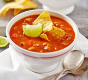 Spiced Bean Soup