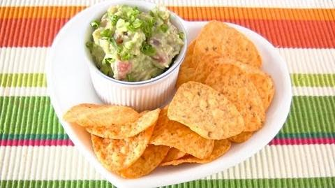 Japanese Guacamole Recipe