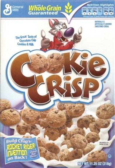 Cookie Crisp Recipes Wiki Fandom Powered By Wikia
