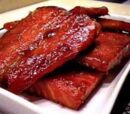 Teriyaki Smoked Salmon