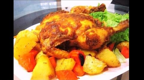 Tasty Honey and Spices Chicken Recipe