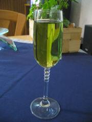 Cocktail shamrock