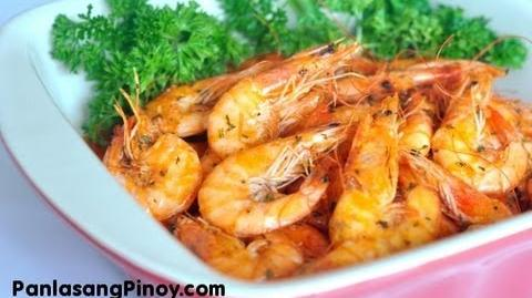 How to Make the Garlic Butter Shrimp