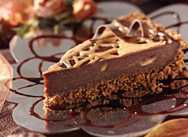 Chocolate Peanut Butter Pie image