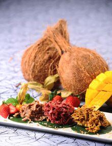 Coconut Nougat A La Creale