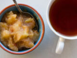 Fresh and Natural Applesauce with a Twist