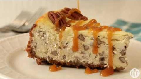 How to Make Butter Pecan Cheesecake