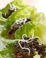 Big Bowl Lettuce Wraps