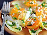 Endive, Orange and Hazelnut Salad