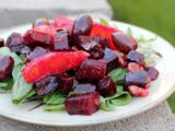 Baby Beets with Beet Greens