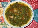 Korean Spinach Soup