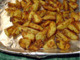 Masala Potato Wedges