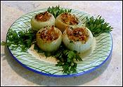 Stuffed-onions
