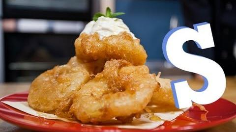 How to Make the Pineapple Fritters