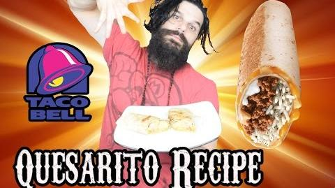 How to make quesarito