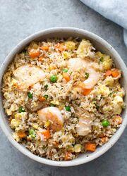 ShrimpFried Rice