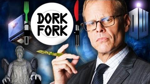 ALTON BROWN cooks DOCTOR WHO style DORK FORK - Episode 1