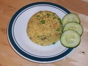 Spicy Curry Fried Rice
