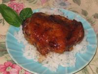 Korean Roast Chicken Thighs