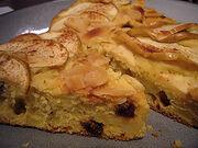 Apple-Raisin-Cake