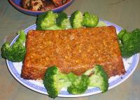 Really good vegetarian meatloaf