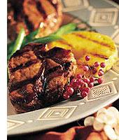 Bbq aussie lamb chops recipe