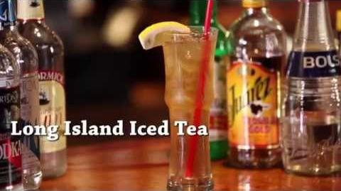How to Make the Long Island Iced Tea
